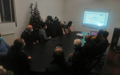 Projeto YECh: evento multiplicador