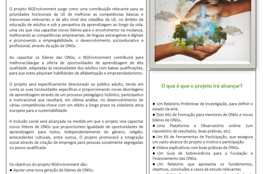 NGEnvironment: Newsletter